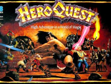 HeroQuest alla Play!