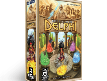PLAY HOT LIST: L'ORACOLO DI DELPHI