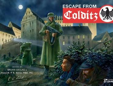 BG STORICO - ESCAPE FROM COLDITZ
