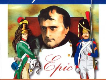 BG STORICO - COMMANDS & COLORS NAPOLEONICS: EPIC