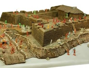 "Battaglia 3D ""FORT WILLIAM HENRY"""