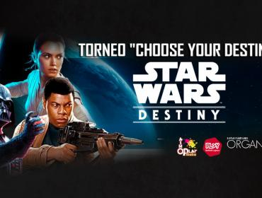Star Wars Destiny a PLAY - Choose Your Destiny