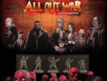 PLAY HOT LIST: THE WALKING DEAD ALL OUT WAR Gioco di Miniature