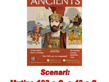 BG Storico - Commands & Colors Ancients - Torneo Mutina