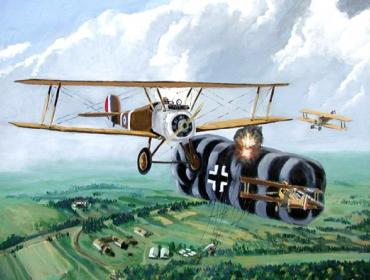 BG Storico - Wings of War WW1