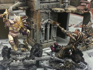 HORUS HERESY - EVENTO NARRATIVO