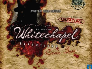 Backstage Cobblepot: Whitechapel Dear Boss