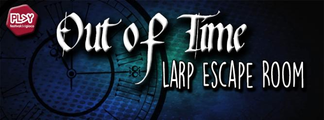 ESCAPE ROOM: Out of Time